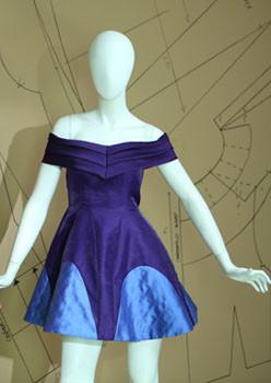 Focus Alice in Wonderland Costume Slim's Fashion and the Arts School Exhibit 2013 Fashion