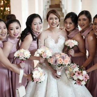 Kate wedding + entourage gown 3