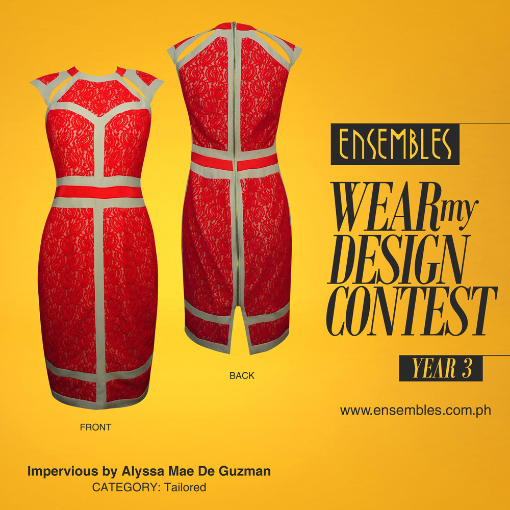 Wear my Design Winner