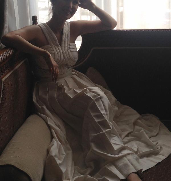 Heart Evangelista wedding gown bridal 2