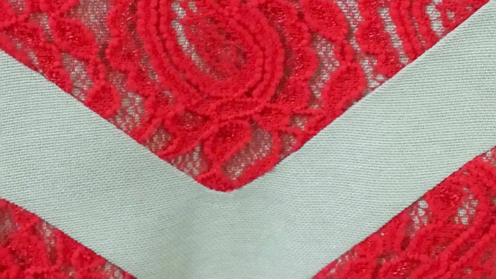 Details Ensembles Wear My Design Contest Year 3 Red Dress