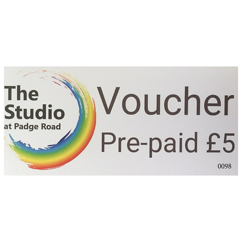Vouchers - 6 sessions for a couple for the price of 5