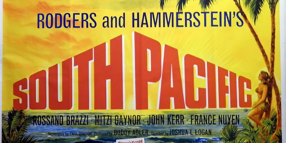 Weekend Cinema - South Pacific - Sunday Screening