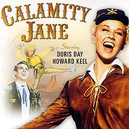 Weekend Cinema - Calamity Jane - Sunday Screening