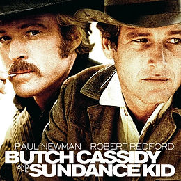 Weekend Cinema - Butch Cassidy & the Sundance Kid (1969) - Sunday
