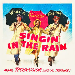 Weekend Cinema - Singin' in the Rain (1953) - Sunday