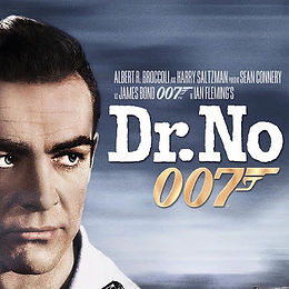 Weekend Cinema - Dr. No (1976) - Sunday