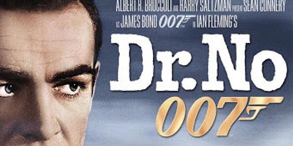 Weekend Cinema - Dr. No (1976) - Saturday
