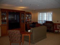 Terrace room - TV