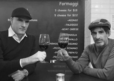 Dario and Pierpaolo