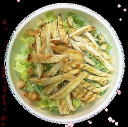 Ceaser salad with grilled chicken