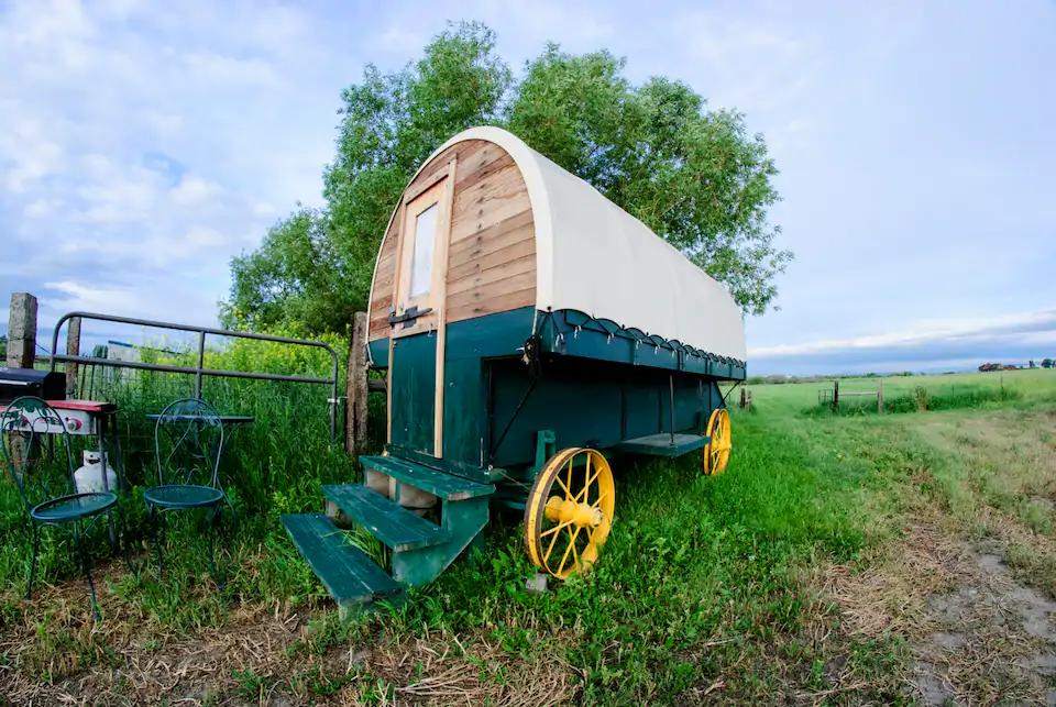 Farm Stay in Idaho