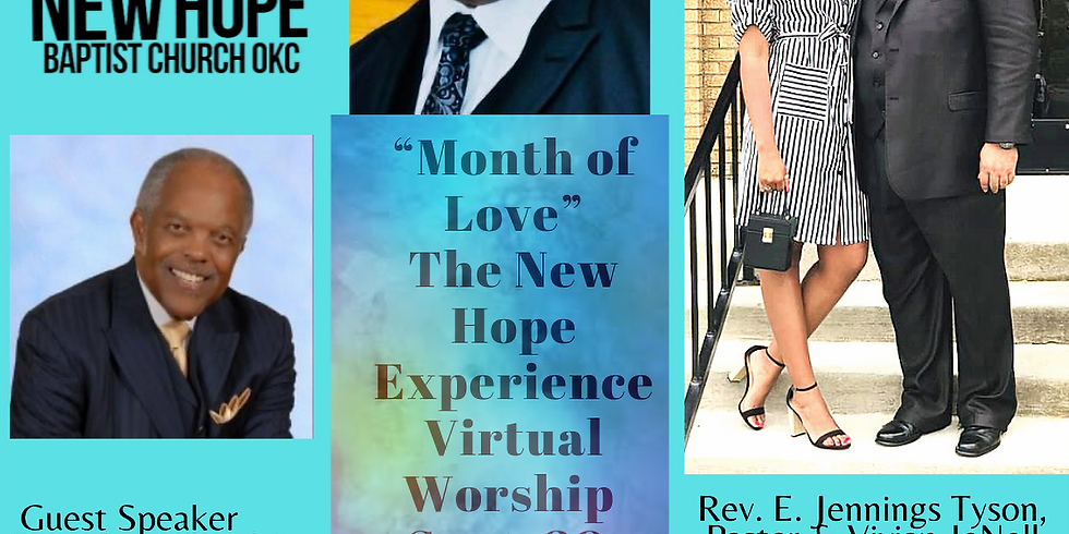 Month of Love - The New Hope Experience