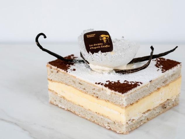 Patisserie Verboven Sint-Truiden Gateau crème au beurre