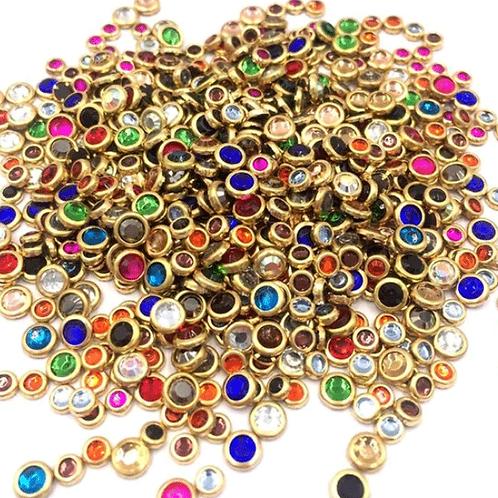 Pedrarias olho de Gato 350 peças