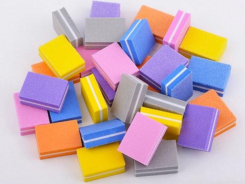 Lixa Polidora Mini Kit com 4 peças