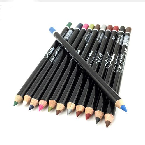 Lápis Delineadores Menow 12 Cores