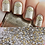 Pedrarias Douradas de Cristal