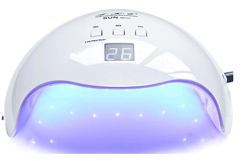 Cabine UV/LED sun 48w