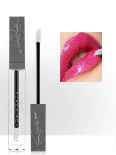 Lip Gloss Transparente  Tubo Hidratante para Lábios