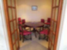 Rounce Funeral Services Arrangement Room