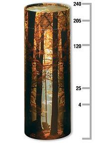 Autumn scatter tube