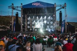 """muzikos festivalis - """"Nida On Air"""""""