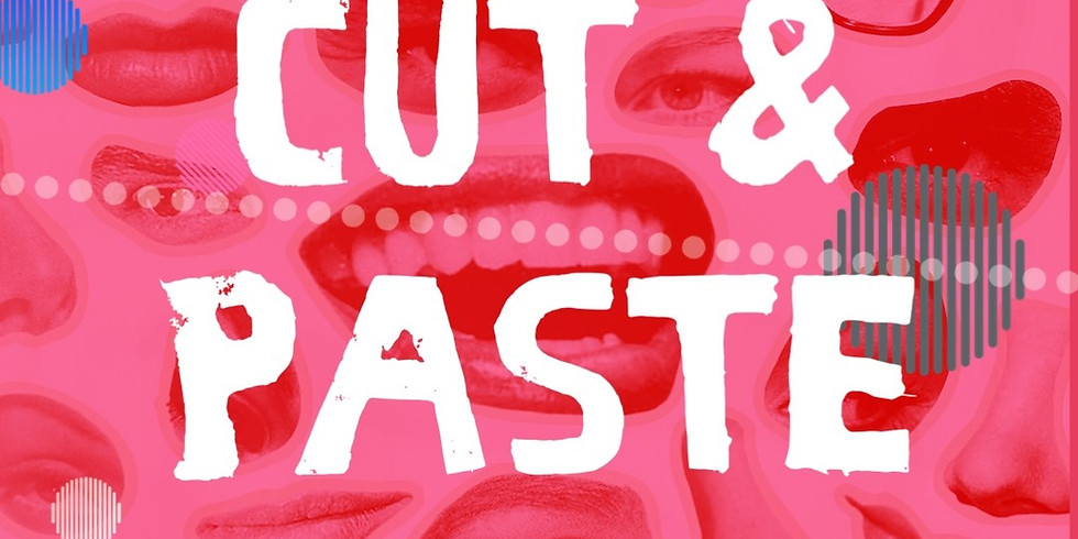 Cut and Paste Workshop with artist Jodie House ~ 19th Nov