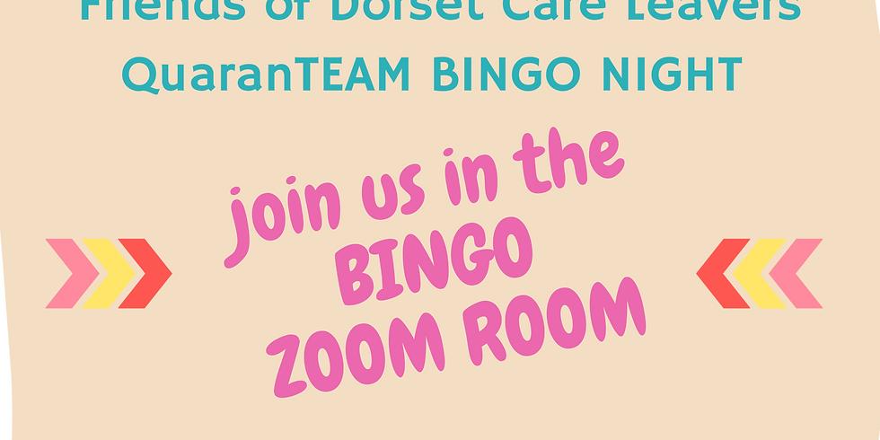 QuaranTEAM Bingo Night ~ 11th June