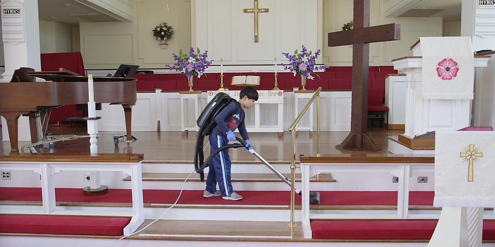 Church Sanitation & Cleaning