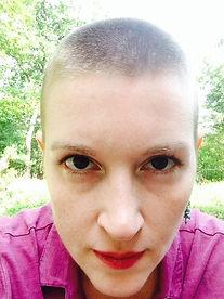 Shaved head, dose #2.JPG