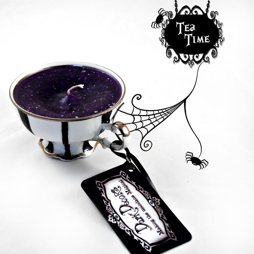 Tea Time Candle