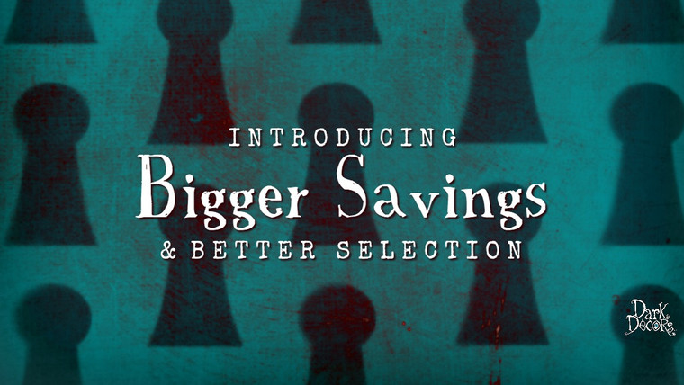 NEWS!! Bigger Savings - Better Selection!
