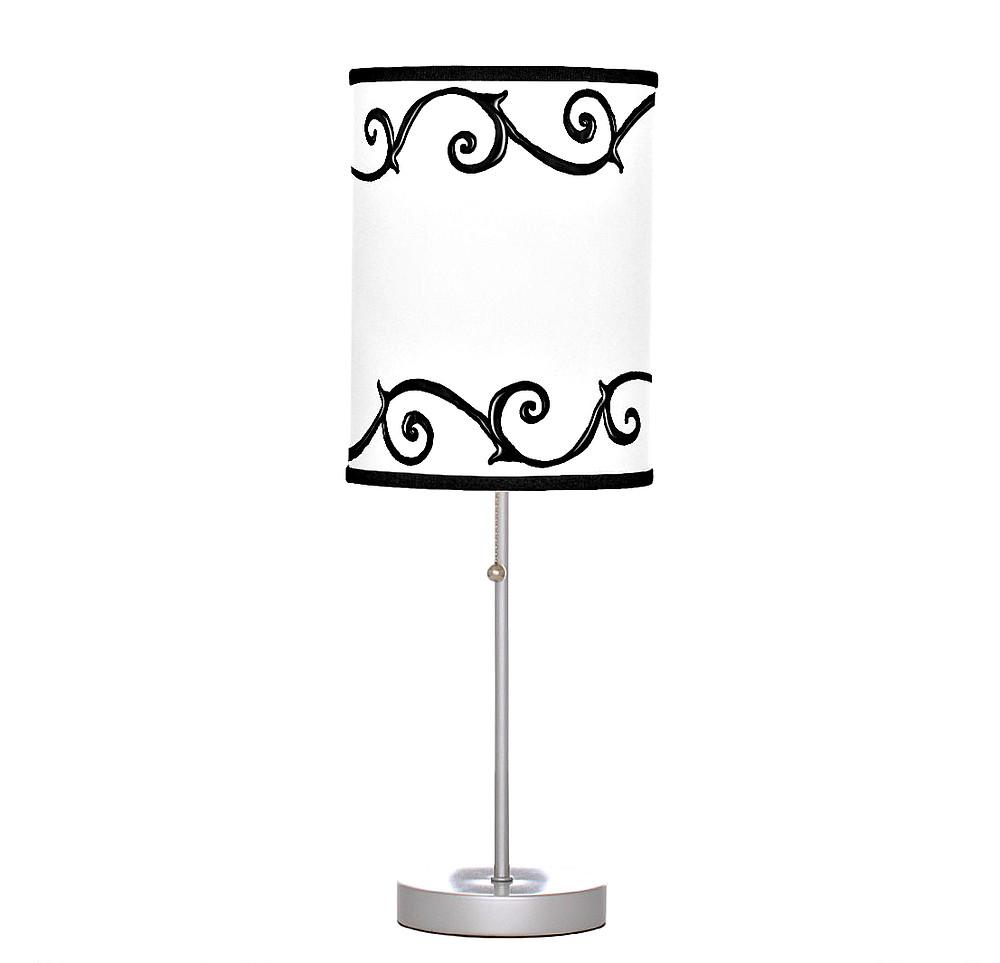 Table Lamp - Blackthorn Vine