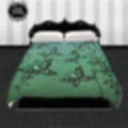 skullerflies-in-the-garden-duvet-covers
