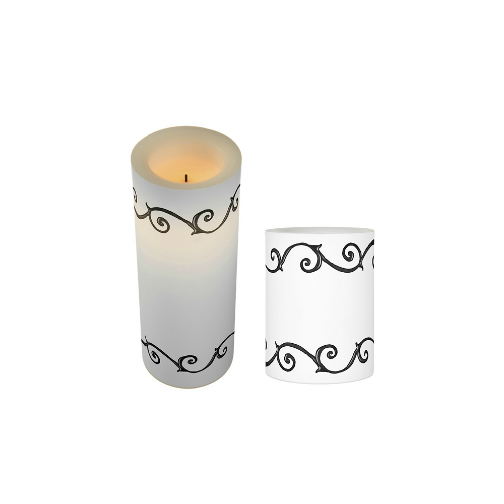 Flame-less Candle - Blackthorn Vine