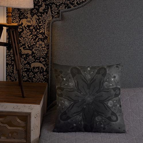 Premium Pillow - Seven Sisters