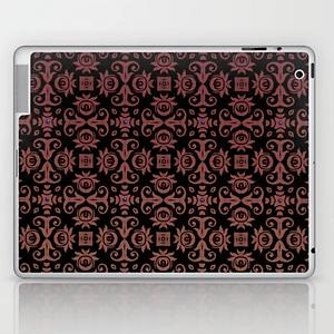 laptop skin, dark decors, pure evil pans