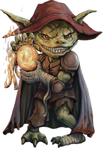 Goblins in our homebrew world