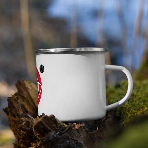 DMD Enamel Mug