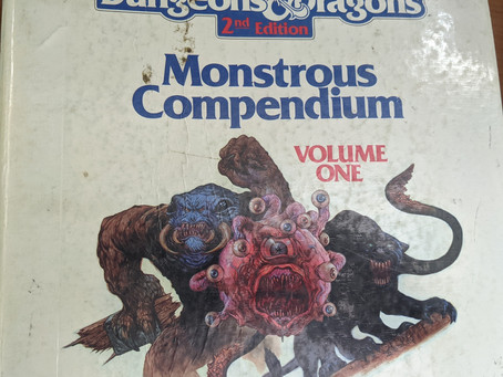 The Creature Collector with DM Jared - Monstrous Compendiums and the Krajen