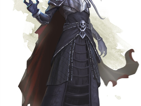 The Illithid, A study in terror