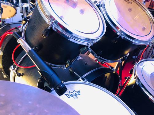 ドラムマイク