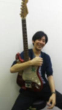 今谷,航太郎,ギター,レッスン,エミソース,大阪,京橋,K Music Act,音楽教室