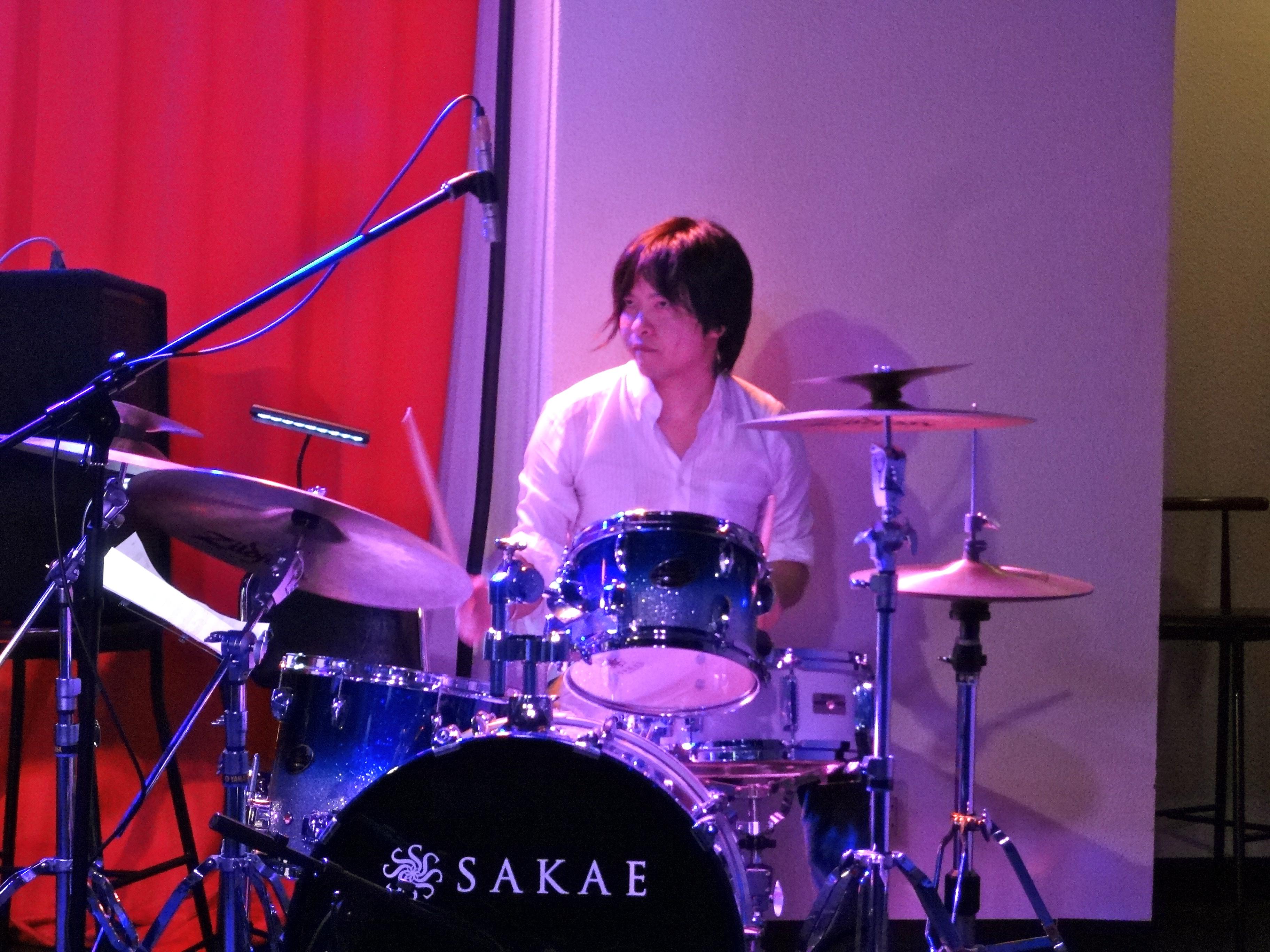 ドラムプレーヤー