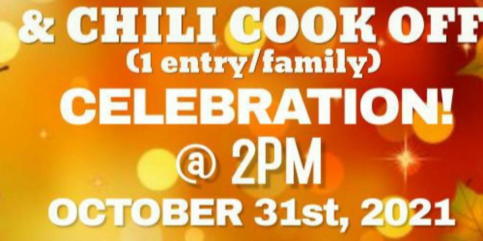 Annual Fall Festival/Chili Cook-off