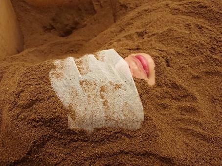 【酵素浴の効果】米ぬかの美容成分で肌質改善