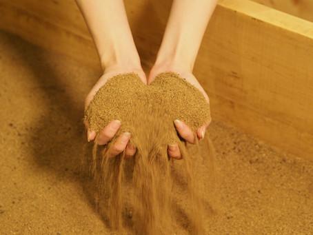 【こだわり情報】BranRoomの米ぬかメンテナンスについて