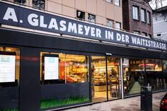 Glasmeyer in der Waitzstraße