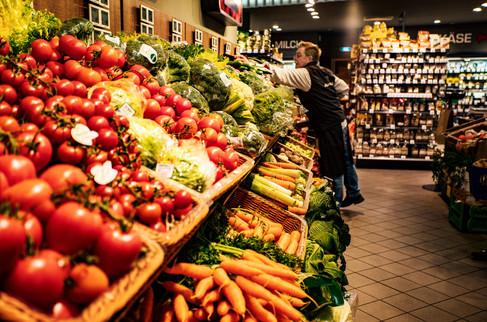 Unser Obst & Gemüse im Landhaus